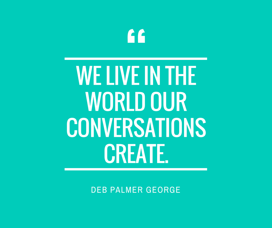 Deb Palmer George Human Conversational Intelligence